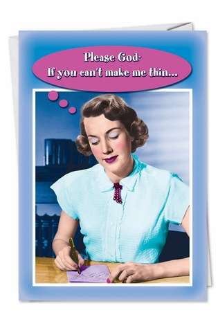 Hysterical Birthday Paper Greeting Card from NobleWorksCards.com - Dearest Friend