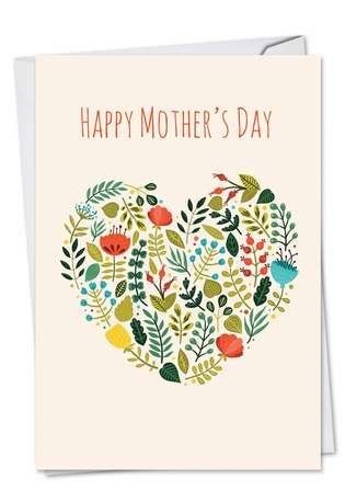 Creative Mother's Day Greeting Card from NobleWorksCards.com - Grateful Greetings