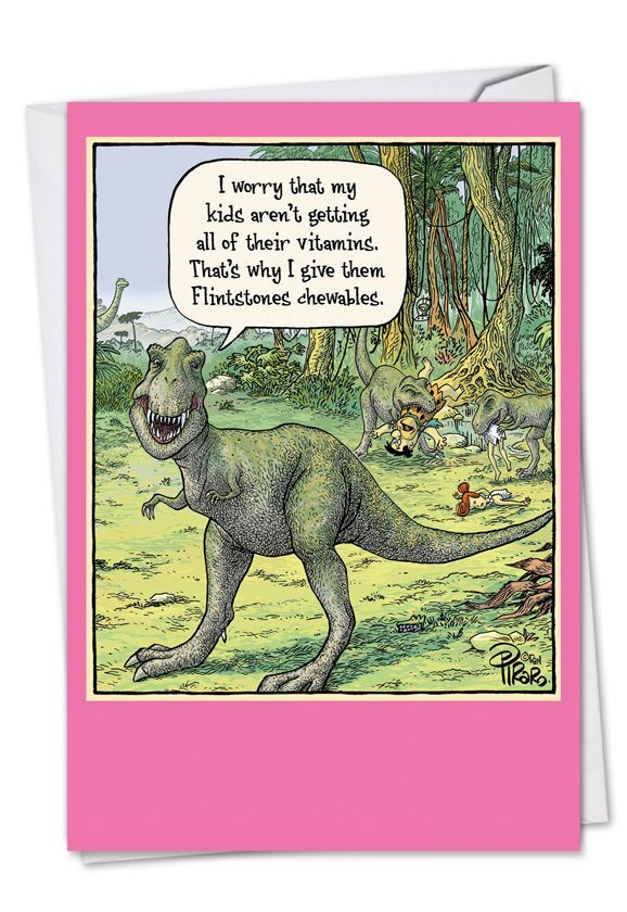 Chewables: Funny Mother's Day Greeting Card