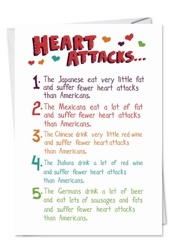 Heart Attack Card