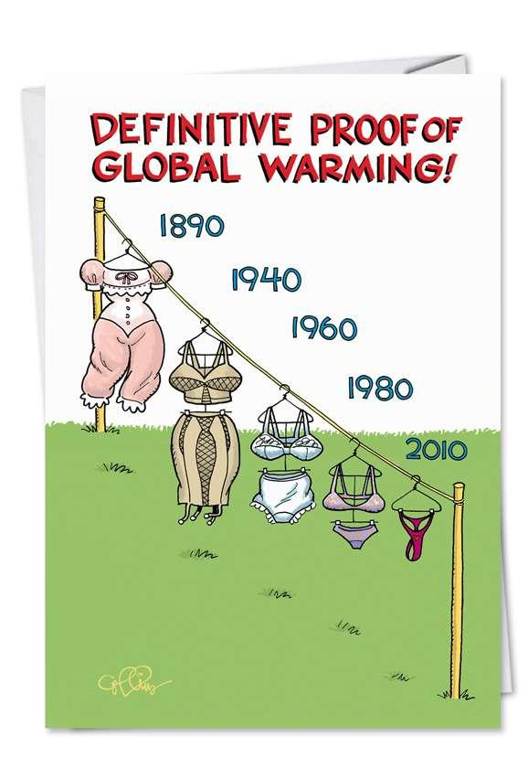 Global Warming Proof