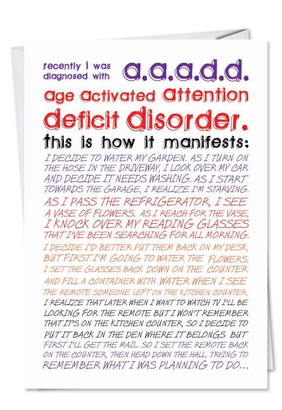 AAADD Card
