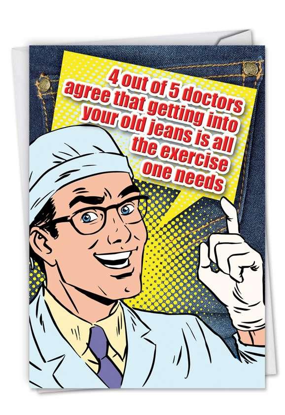 Doctors Survey Card