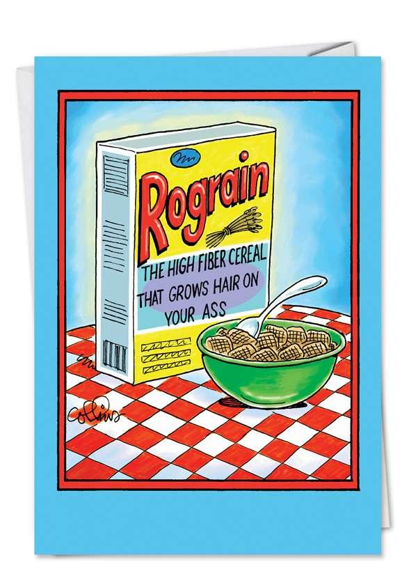 Rograin Card
