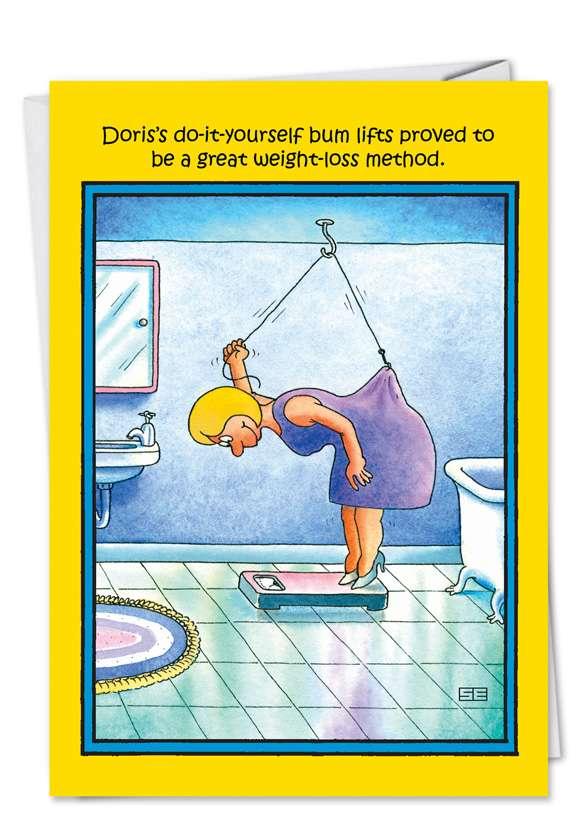 Doris DIY Card