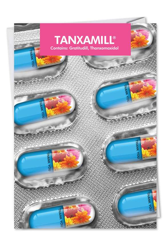 Tanxamill Card