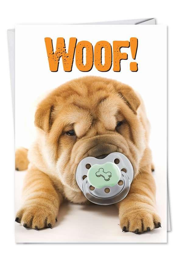 Woof Card