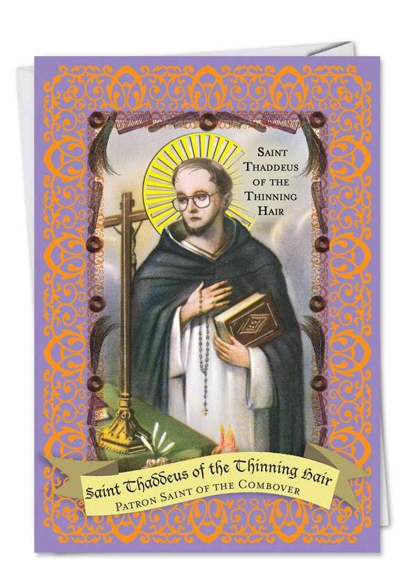 St Thaddeus Card