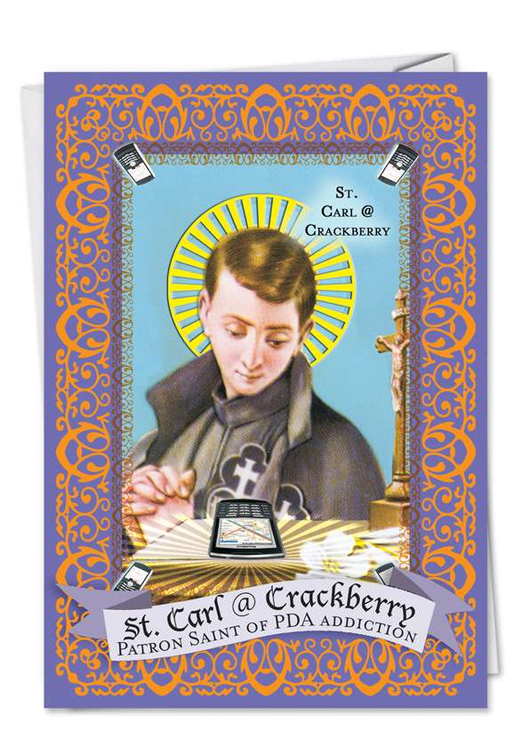 St Carl Card