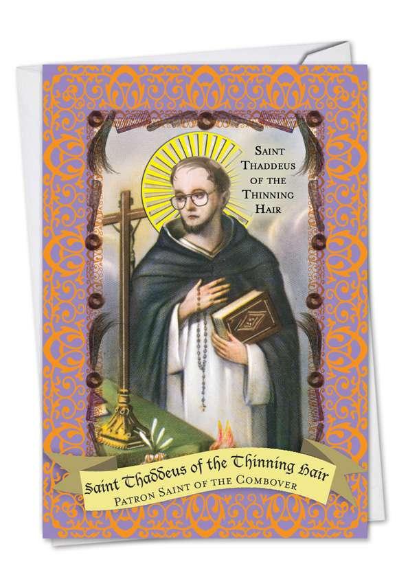 St. Thaddeus Card