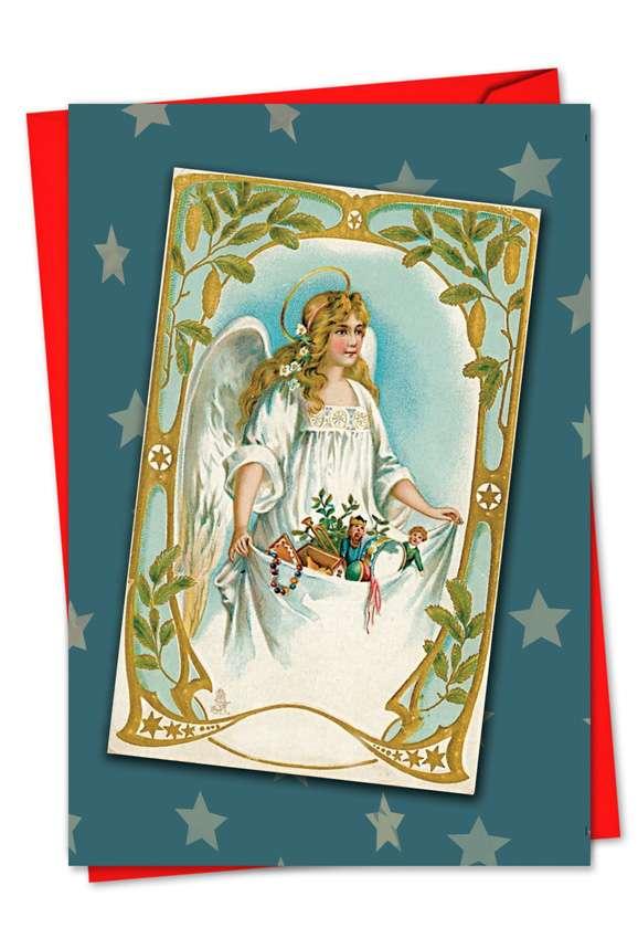 Blue Angels Card