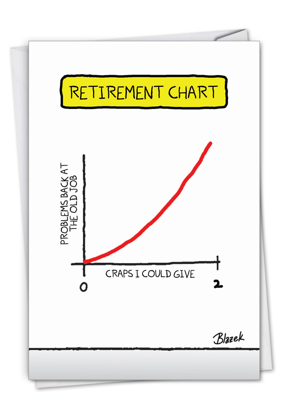 Retirement Chart Card