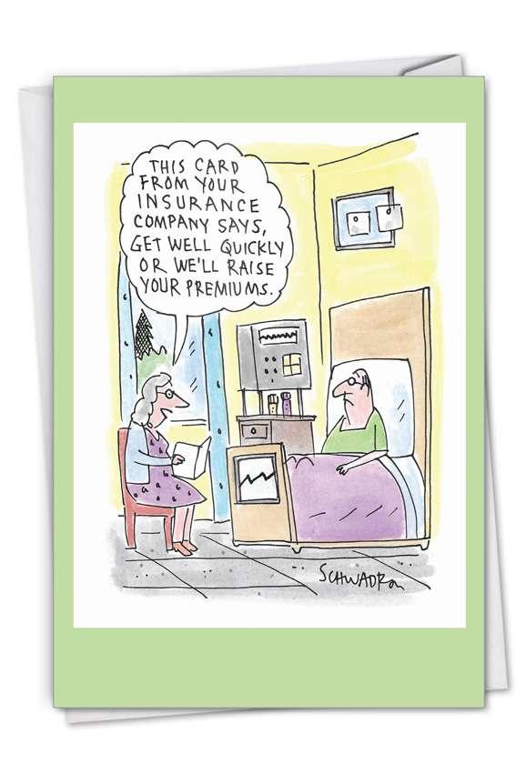 Insurance Card Card