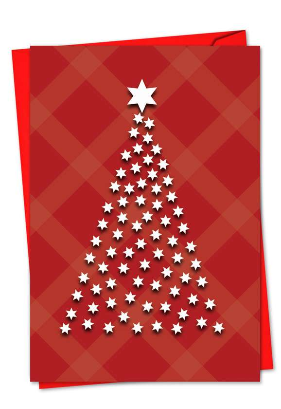 Holly Dimensions: Creative Christmas Paper Card