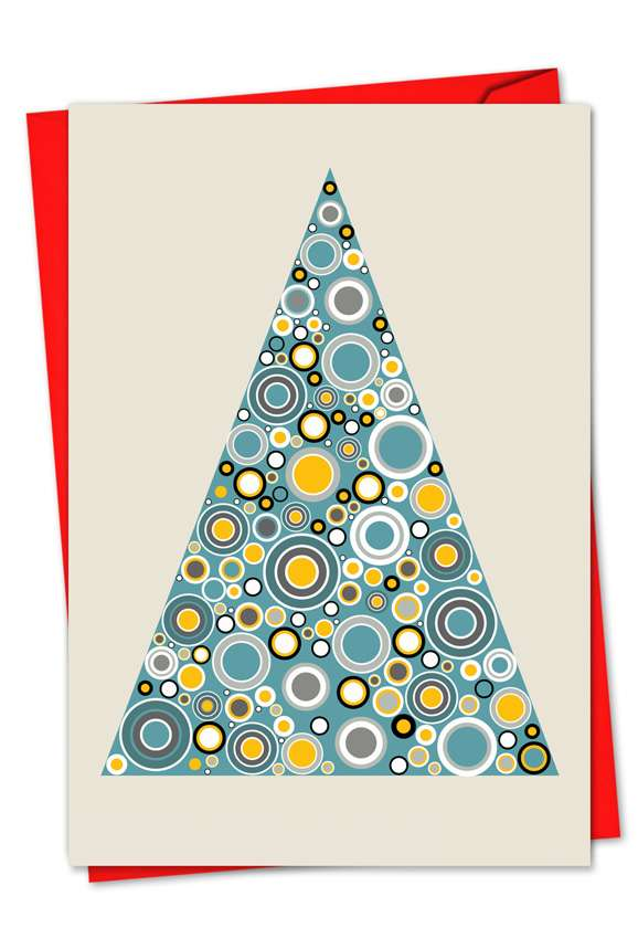 Ornamentals: Creative Christmas Greeting Card