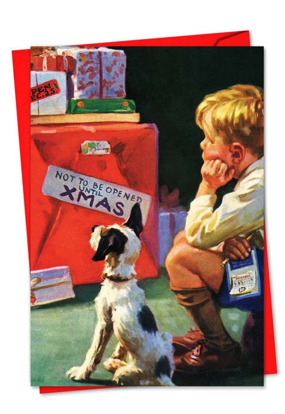 Home for the Holidays: Creative Christmas Greeting Card