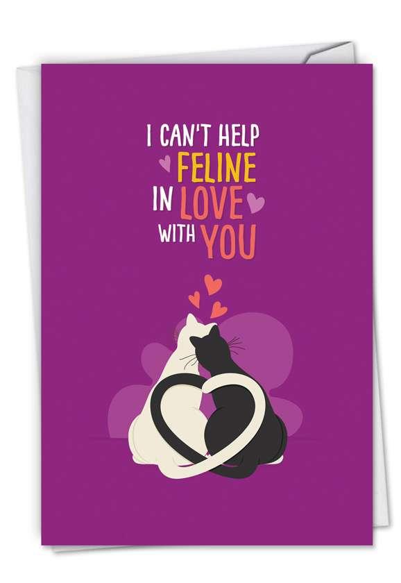 Catty: Creative Anniversary Greeting Card