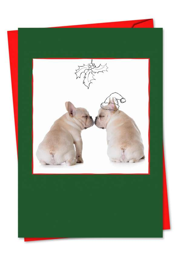 Holiday Dogs & Doodles: Creative Christmas Greeting Card