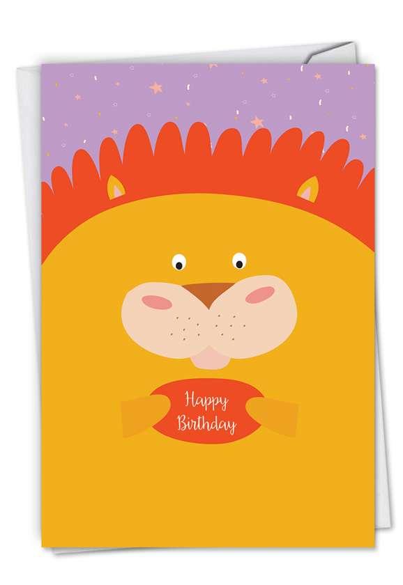 Fur You: Creative Birthday Paper Card