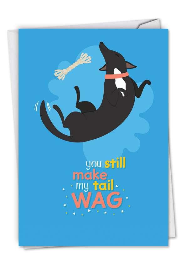 Doggone Awesome Notes Card