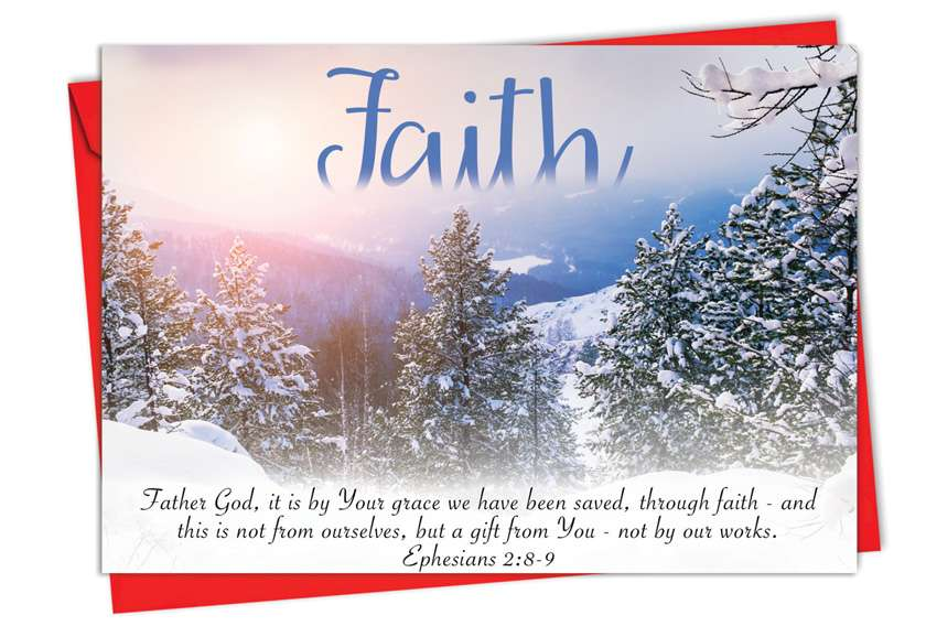 Holiday Devotions: Creative Christmas Greeting Card