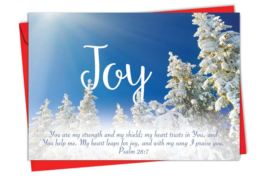 Holiday Devotions: Creative Christmas Paper Greeting Card