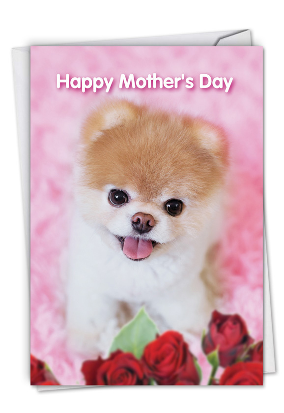 Boo-tiful Mom: Funny Mother's Day Card