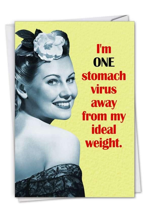 Virus Diet Card