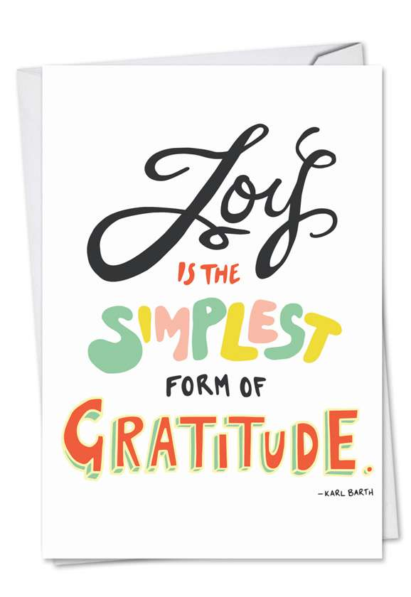 Words Of Appreciation: Creative Thank You Paper Card